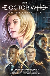 Doctor Who: The Thirteenth Doctor: Hidden Human History